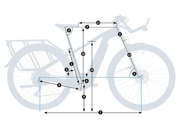 Bicicleta eUrban Orbea Keram SUV 20 2021