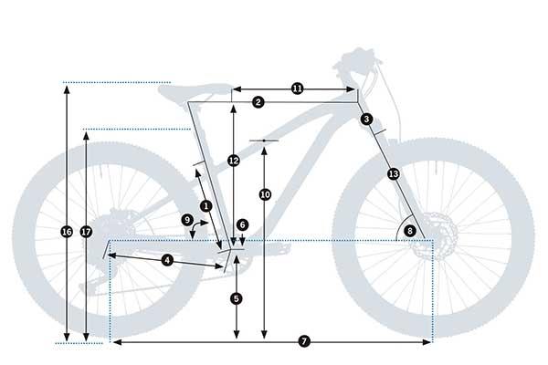 Bicicleta infantil Orbea Laufey 27 H10 2021