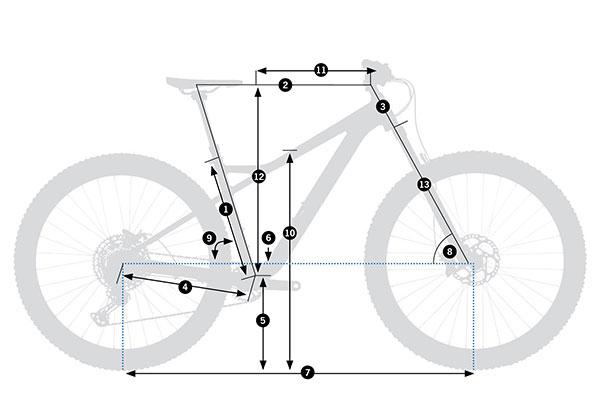 Bicicleta de montaña rígida Orbea Laufey H10 2021