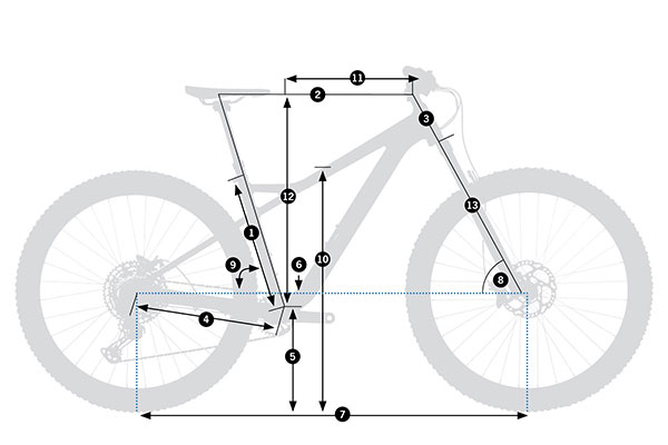 Bicicleta de montaña rígida Orbea Laufey H30 2021