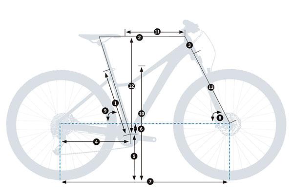 Bicicleta infantil Orbea MX 27 ENT XS XC 2021