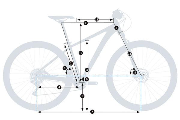 Bicicleta infantil Orbea MX 27 XS XC 2021