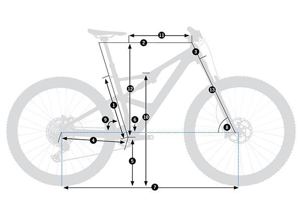 Bicicleta de trail Orbea Occam H30 29 2021