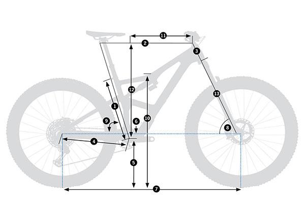 Bicicleta de trail Orbea Occam M10 29 2021