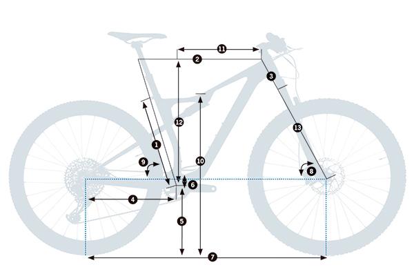 Bicicleta XC doble Orbea Oiz H20 29 2021