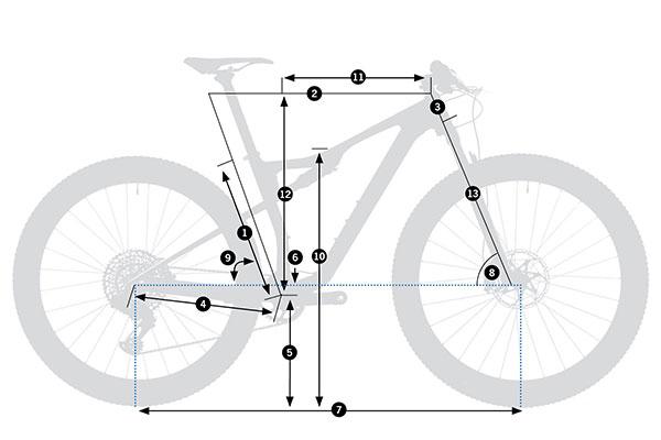 Bicicleta de montaña XC doble Orbea Oiz M-PRO 2021