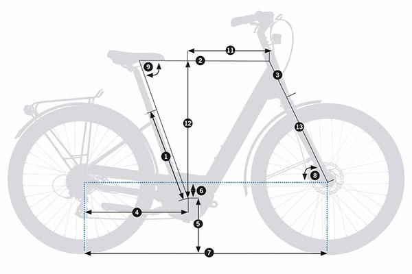 Bicicleta eléctrica Orbea Optima E50 2021