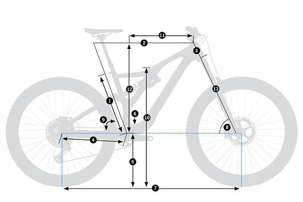 Bicicleta de enduro Orbea Rallon M10 29 2021
