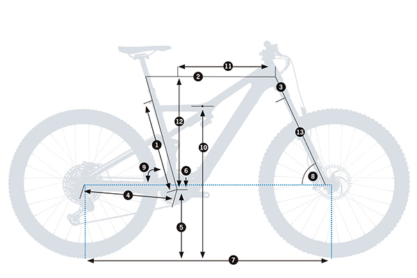 Bicicleta eMTB de trail Orbea Rise M-TEAM 2021