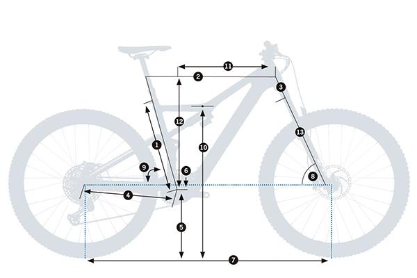 Bicicleta eMTB de trail Orbea Rise M10 2021
