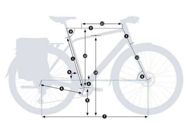 Bicicleta eUrban Orbea Vibe H10 MUD 2021