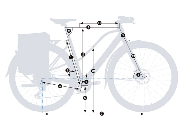 Bicicleta eUrban Orbea Vibe MID H30 2021