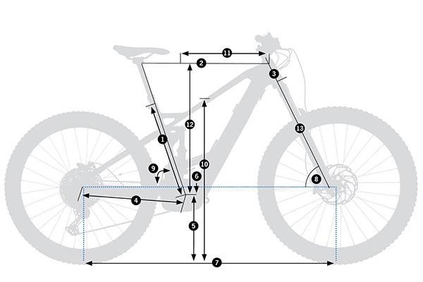 Bicicleta eMTB enduro Orbea Wild FS H30 2021