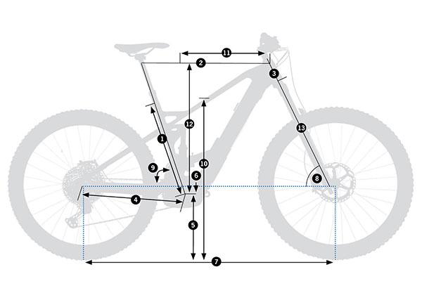 Bicicleta eMTB enduro Orbea Wild FS M10 2021