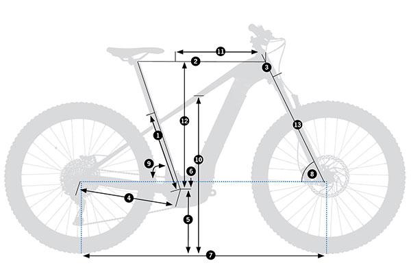 Bicicleta eMTB rígida Orbea Wild HT 10 29 2021