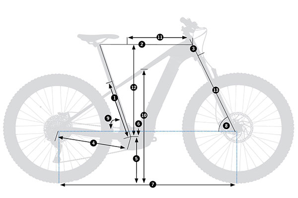 Bicicleta eMTB rígida Orbea Wild HT 20 29 2021