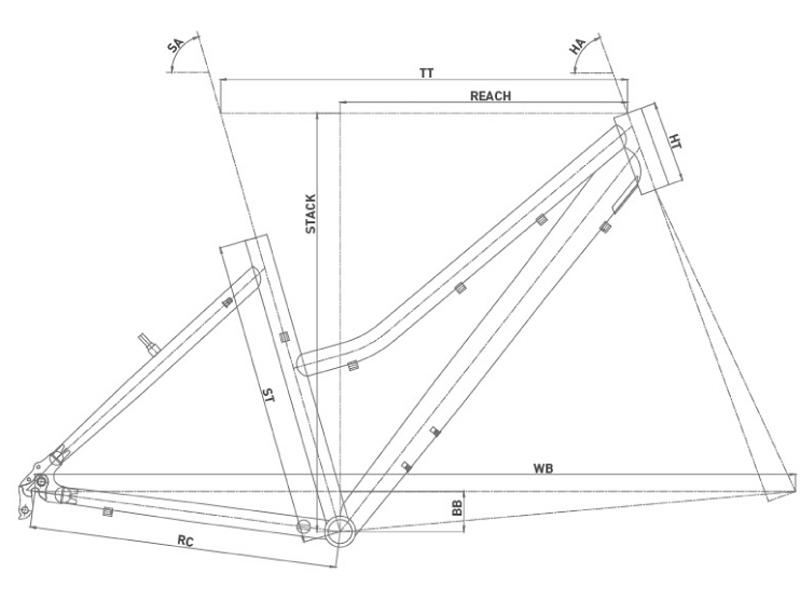 Bicicleta de montaña Conor 5400 27,5 Lady 2021