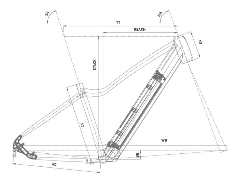 Bicicleta eMTB rígida Conor Nepal 27,5 2021