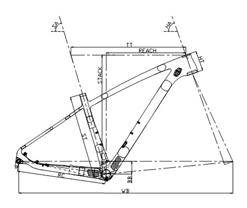 Bicicleta de MTB WRC 29Special SX Eagle 2021