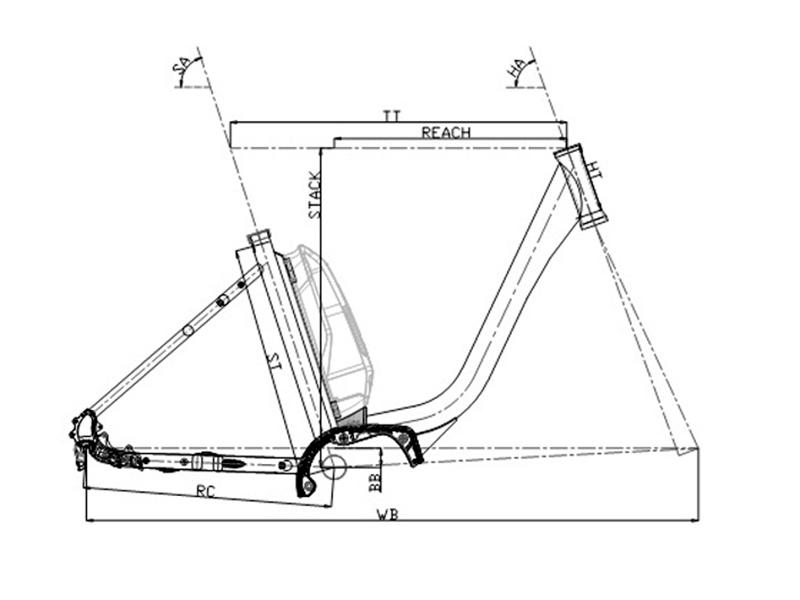 Bicicleta eUrban WRC Niza 26 Lady E5000 2021