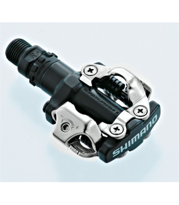 PEDALES SHIMANO M-520