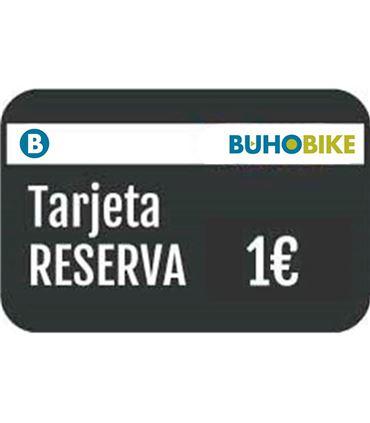 TARJETA RESERVA 1 EURO